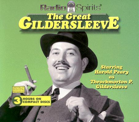 The Great Gildersleeve Cover Image