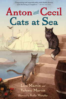 Cover for Anton and Cecil, Book 1