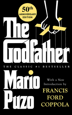 The Godfather: 50th Anniversary Edition Cover Image
