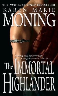 The Immortal Highlander Cover