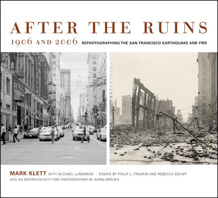 Cover for After the Ruins, 1906 and 2006
