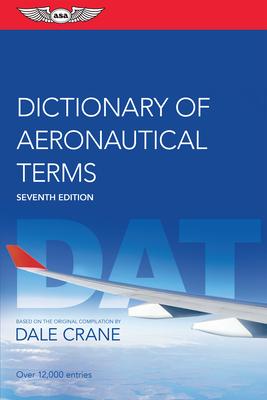 Dictionary of Aeronautical Terms Cover Image