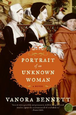 Portrait of an Unknown Woman Cover