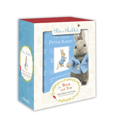 Peter Rabbit Book and Toy Cover Image