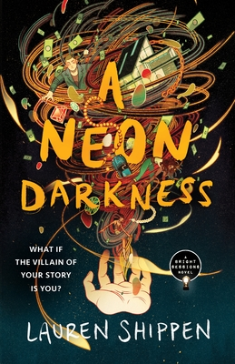 A Neon Darkness (The Bright Sessions #2) Cover Image