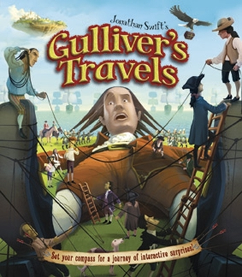 Jonathan Swift's Gulliver's Travels Cover