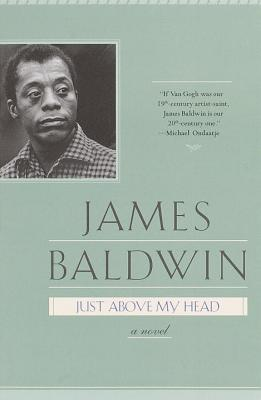 Just Above My Head: A Novel Cover Image