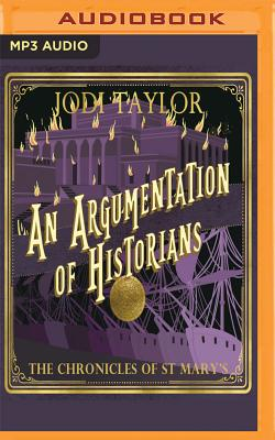 An Argumentation of Historians (Chronicles of St Mary's #9) Cover Image