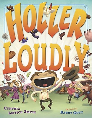 Holler Loudly Cover