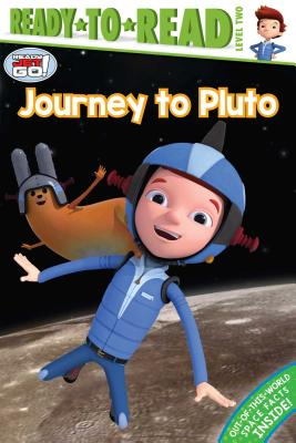 Journey to Pluto (Ready Jet Go!) Cover Image