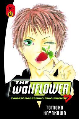 The Wallflower 12 Cover