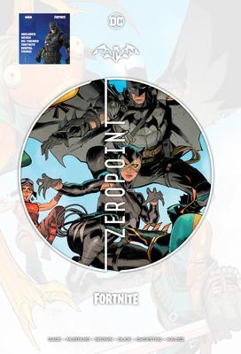 Batman/Fortnite: Zero Point Cover Image