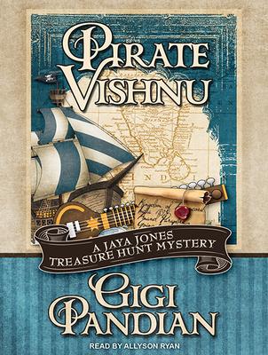 Pirate Vishnu (Jaya Jones Treasure Hunt Mystery #2) Cover Image