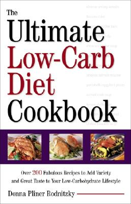 The Ultimate Low-Carb Diet Cookbook Cover