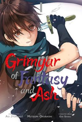Grimgar of Fantasy and Ash, Volume 1 Cover