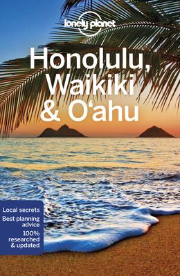 Lonely Planet Honolulu Waikiki & Oahu (Regional Guide) Cover Image