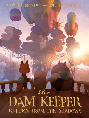 The Dam Keeper, Book 3: Return from the Shadows Cover Image