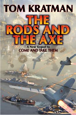 The Rods and the Axe (Carerra #6) Cover Image