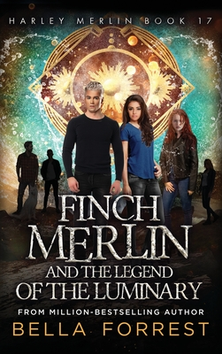 Harley Merlin 17: Finch Merlin and the Legend of the Luminary Cover Image