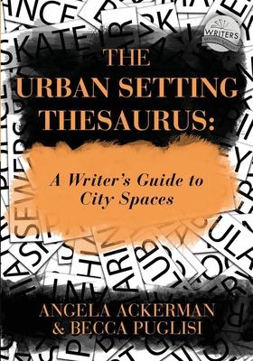 The Urban Setting Thesaurus Cover