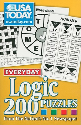 USA TODAY Everyday Logic: 200 Puzzles (USA Today Puzzles #10) Cover Image