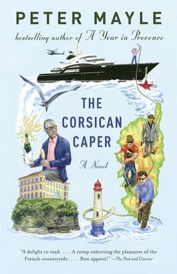 The Corsican Caper Cover Image
