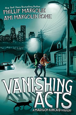 Vanishing Acts (Madison Kincaid Mysteries) Cover Image