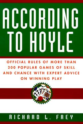 According to Hoyle Cover