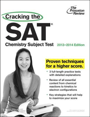 Cracking the SAT Chemistry Subject Test Cover