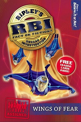 Cover for Ripley's Bureau of Investigation 5