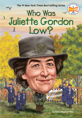 Who Was Juliette Gordon Low? (Who Was?) Cover Image
