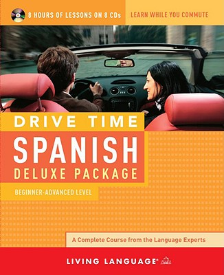 Drive Time Spanish Deluxe Package Cover
