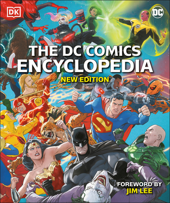 Cover for The DC Comics Encyclopedia New Edition