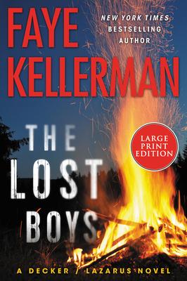 The Lost Boys: A Decker/Lazarus Novel (Decker/Lazarus Novels #26) Cover Image