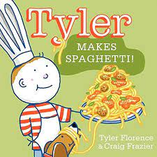 Tyler Makes Spaghetti! Cover Image