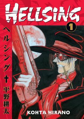 Hellsing, Volume 1 Cover