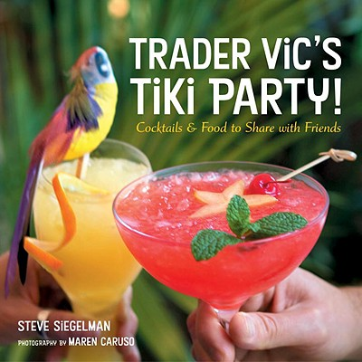 Trader Vic's Tiki Party! Cover