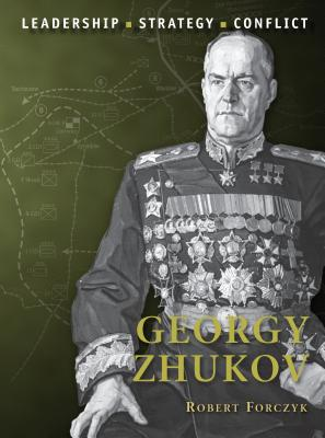 Georgy Zhukov Cover