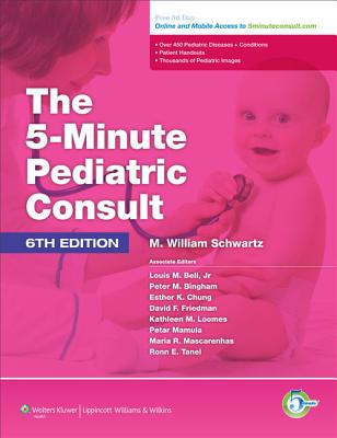 The 5-Minute Pediatric Consult Cover