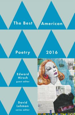 Best American Poetry Cover Image