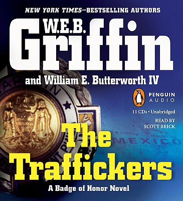 The Traffickers Cover