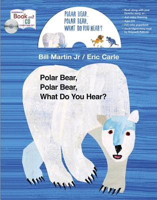 Cover for Polar Bear book and CD storytime set (Brown Bear and Friends)