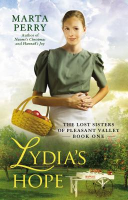 Cover for Lydia's Hope (The Lost Sisters #1)