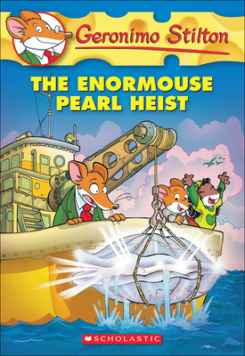 The Enormouse Pearl Heist (Geronimo Stilton #51) Cover Image