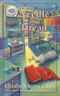 Cover for Needle and Dread (Southern Sewing Circle Mystery #11)