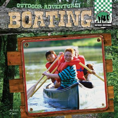 Boating (Outdoor Adventure!) Cover Image