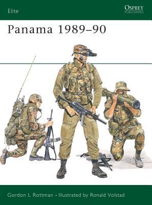 Panama 1989-90 Cover