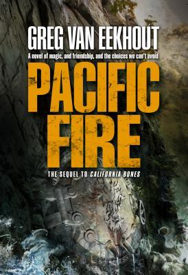 Cover for Pacific Fire (Daniel Blackland #2)