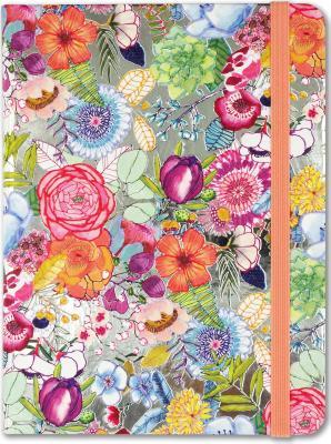 Jrnl Mid Bright Blossoms Cover Image