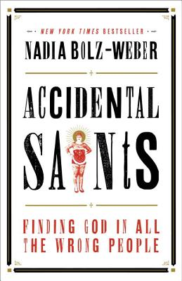 Cover for Accidental Saints